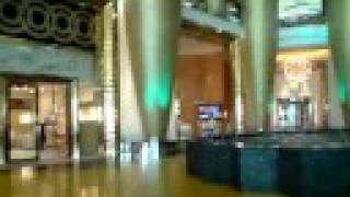 Inside the burj al arab (Lobby !)
