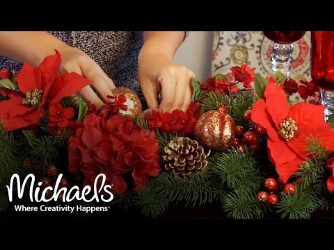 Holiday Mantel Decorating Ideas | Michaels