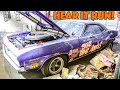 HEMI in the Basement: A 1970 'Cuda Drag Car with 149 MILES - Hot Rod Hoarders Ep. 17