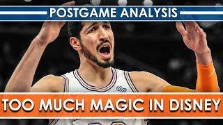 Too Magic in Disney, Knicks lose to Orlando | Postgame Analysis
