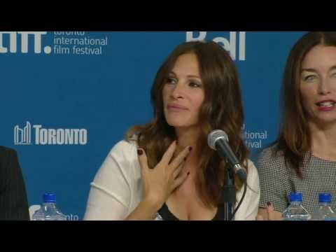 AUGUST: OSAGE COUNTY Press Conference  Festival 2013
