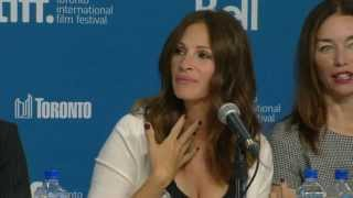 AUGUST: OSAGE COUNTY Press Conference | Festival 2013