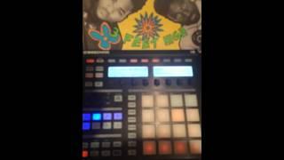 [Boom Bap] Beat Vlog 02: Maschine MK1 + Soul Vinyl Record + 9th Wonder Inspiration