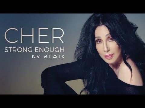 Cher - Strong Enough (KV Club Mix) with Lyrics