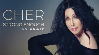 Cher - Strong Enough (Club Mix) + Lyrics