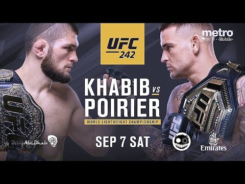 UFC : Khabib Nurmagomedov vs Dustin Poirier 'Dust and Blood' Abu Dhabi, official Titan Promo from YouTube · Duration:  12 minutes 45 seconds