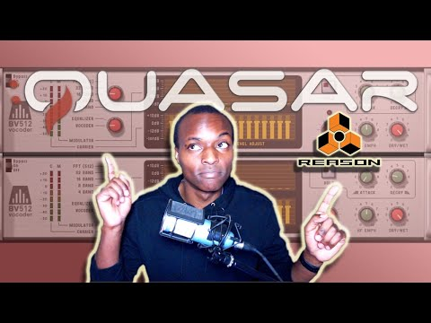 Propellerhead Reason Tip: Backing Vocals with Vocoder!