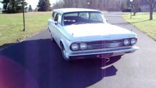64, 1964 Dodge Custom 880 hardtop station wagon--running--1 of 1639~~MoPar