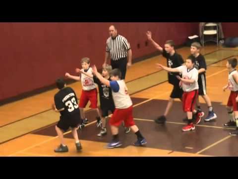 Champlain - AuSable Valley Boys  2-13-16