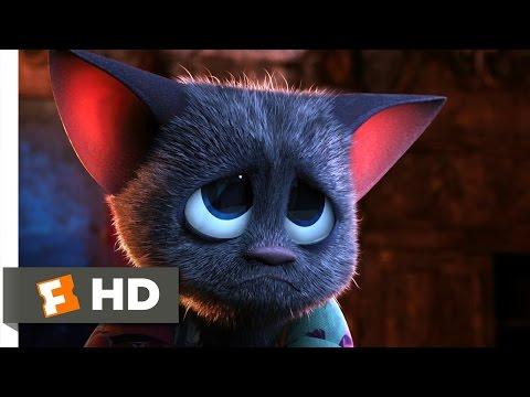 Hotel Transylvania (2012) - Pouty Bat Face Scene (3/10)   Movieclips
