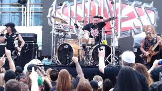 Live At The Pool Deck, Norwegian Pearl Monsters of Rock Cruise West...