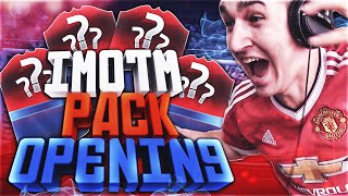 FIFA 16 | ПОЙМАЛ НИШТЯК | IMOTM PACK OPENING