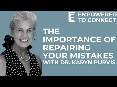 Importance of Repairing Your Mistakes