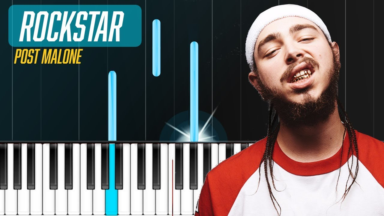 Post malone rockstar piano tutorial chords how to play post malone rockstar piano tutorial chords how to play cover hexwebz Images