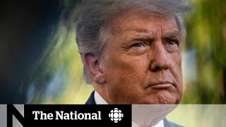 Arrest at Canada-U.S. border after Trump targeted by ricin attack