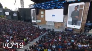 Google I/O 2019 [FULL COVERAGE] | Pixel 3a | Android Q | Stadia | #io19