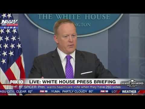 "Thumbnail: SPICER: ""HOLD ON. LISTEN"" To Reporter After Demanding Answers To Michael Flynn"