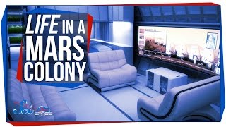 Life in a Mars Colony thumbnail