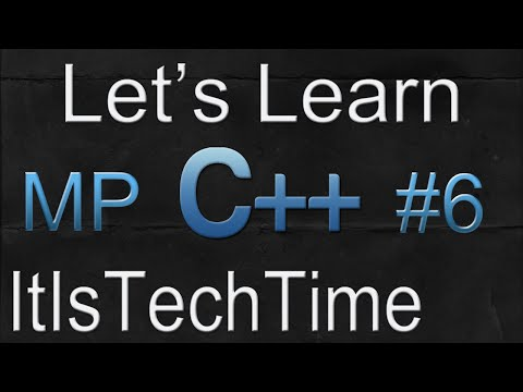 Let's Learn: C++ Machine Problem - Episode 6 - Text Frequency Statistics
