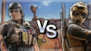 GRIDLOCK vs MOZZIE Which Operator Should You Get First? - Rainbow Six Siege