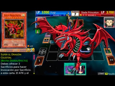 Yu-Gi-Oh! GX Tag Force 3 - Legendary Deck with Slifer!