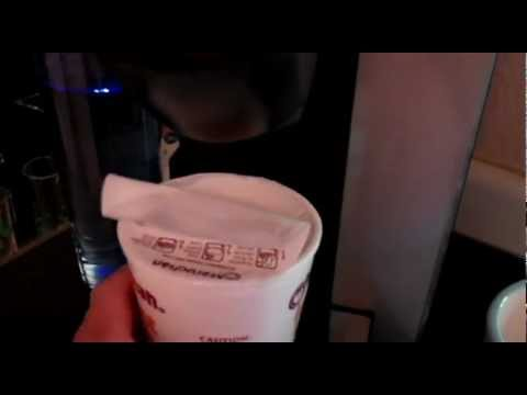 Using your Keurig Coffee maker to make Cup of Noodles - YouTube