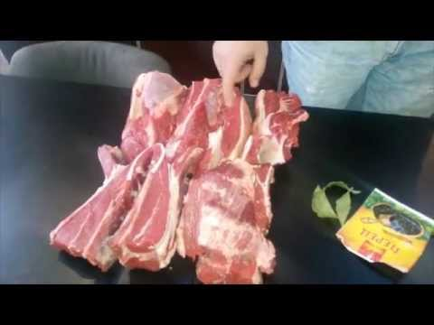 Тушенка из говядины
