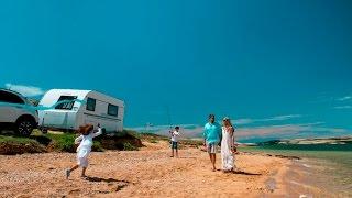 """Трейлер, караван, прицеп-дача Adria Aviva от """"Яхты на колесах"""""""