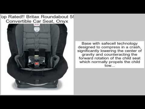 britax roundabout 55 convertible car seat onyx review youtube. Black Bedroom Furniture Sets. Home Design Ideas