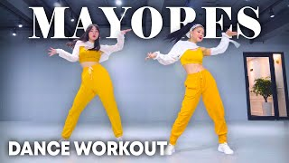[Dance Workout] Becky G, Bad Bunny - Mayores | MYLEE Cardio Dance Workout, Dance Fitness