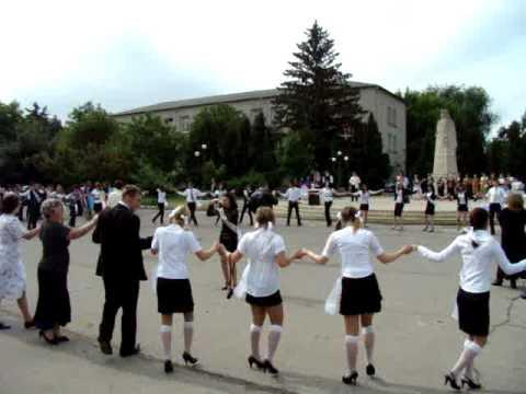 """Ultimul sunet 2010 Liceul Teoretic ''Hyperion"""" Anenii Noi"""