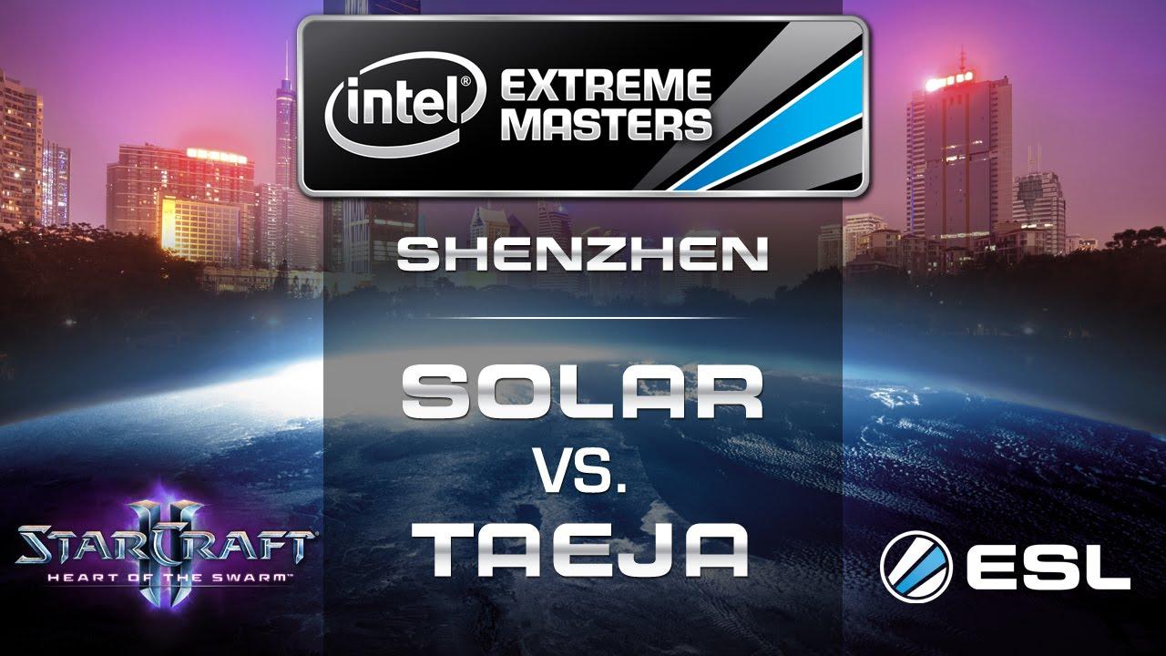 Solar vs. TaeJa - ZvT - Grand Final - IEM Shenzhen - StarCraft 2