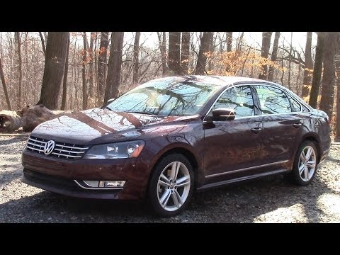 Volkswagen Passat 1.8 Road Test & Review by Drivin' Ivan