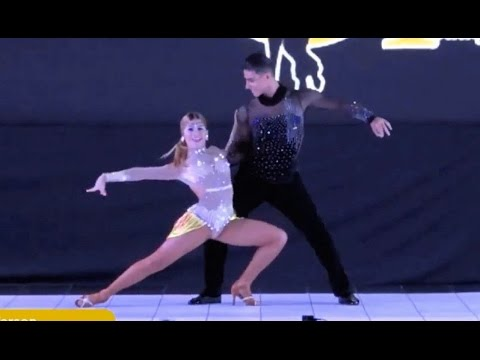 Adriana Avila & Jefferson Benjumea ~ 1º ~ Final ~ World Salsa Open 2016