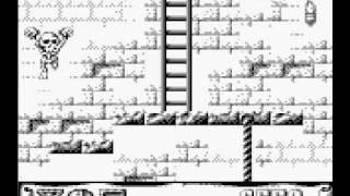 Gameboy QP: Montezuma