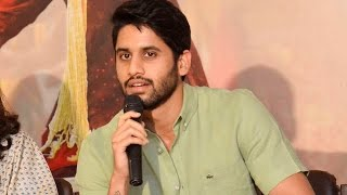 Naga Chaitanya Speech at Rarandoi Veduka Chudham Movie Press Meet