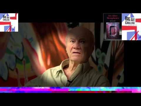 James Rosenquist. The Art of Pop: Soup Cans & Superstars Documentary clip