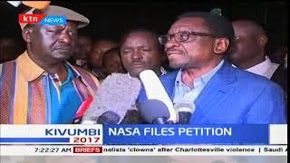 """Preparations has required more than 25 lawyers..."" Raila Odinga's advocate James Orengo"
