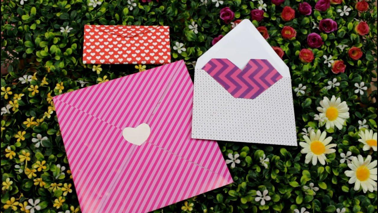 Como hacer un sobre para carta sin pegamento como hacer - Como hacer una mosquitera ...