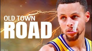 Stephen Curry Mix  quotOld Town Roadquot