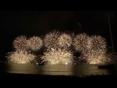 PYRO MAGIC (Chine - Hong Kong) - Festival Art Pyrotechnique Cannes 2013