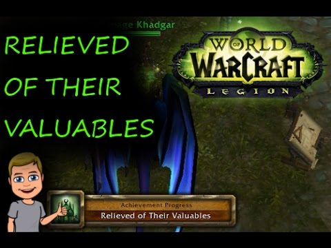 relieved of their valuables legionfall questline youtube rh youtube com Relieved of Their Valuables Chest Locations