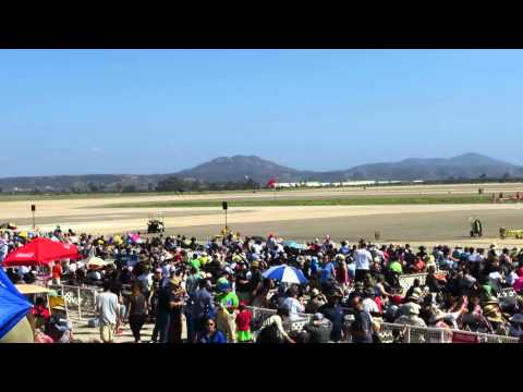 Breitling L-39 Jet Team 2015 Miramar San Diego Air Show