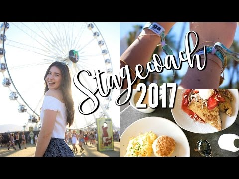 Stagecoach 2017 || Palm Springs Airbnb, Thomas Rhett & More!
