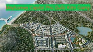 image Vị Trí Dự Án Meyhomes Capital Phú Quốc Kiên Giang - Tân Á Đại Thành