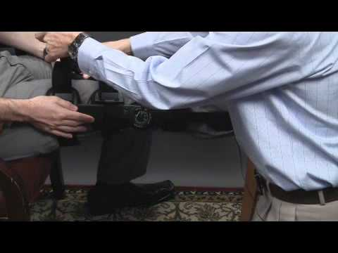 4e6a1adacb How to Apply and Adjust a Breg Hinged Knee Brace - YouTube