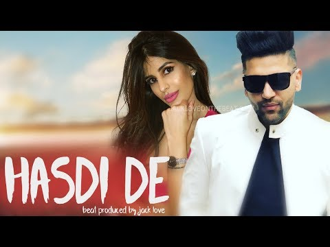 hasdi-de---guru-randhawa-|-jasmin-walia-|-type-beat-instrumental-2018