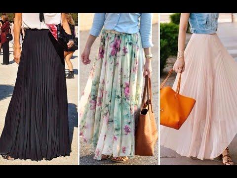 Юбки. Мода весна - лето 2019. Красивая модная стильная одежда для женщин.