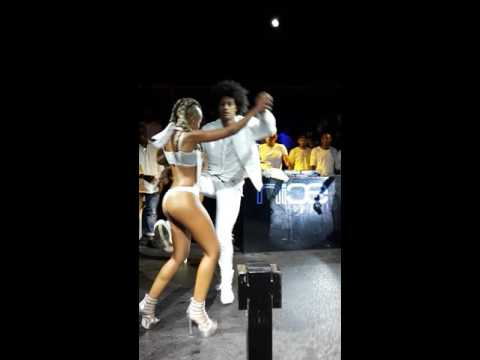 #LesTwins white party latino chill