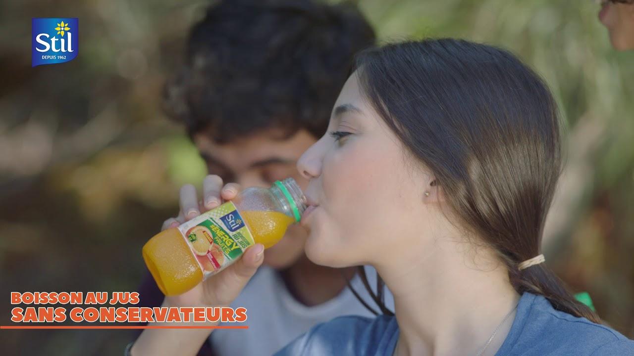 #Energyfruits jus Stil juin 2018
